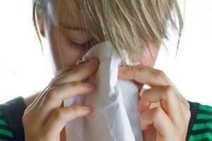 Как отличить аллергию от простуды?
