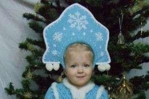 Корона для Снегурочки своими руками: эксклюзивная деталь новогоднего костюма