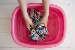 Пятновыводители своими руками:  как отстирать жирное пятно