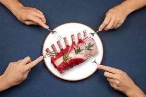Раздельное питание по группам крови: как худеть по законам природы