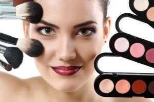 Профессиональная декоративная косметика для макияжа и ногтей