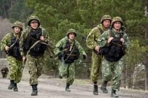 Армейский марш-бросок