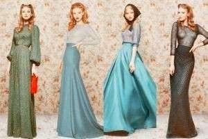 Что носить с юбкой в пол: женственность, стиль, гармония