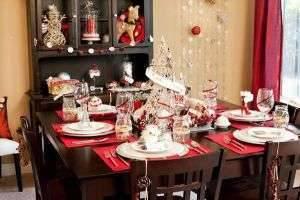 Как оформить новогодний стол в год Козы оригинально и красиво