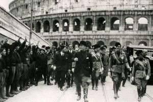 В какой стране возник фашизм и что стало причиной зарождения этого режима
