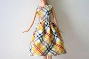 Дефиле игрушек — как шить одежду для кукол