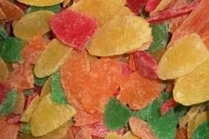 Что такое цукаты и в чем их польза