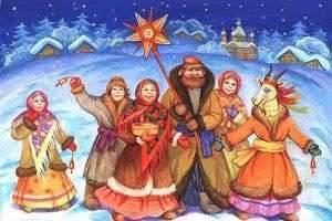 Колядки на Рождество: стихи для взрослых и детей, когда и как колядуют?