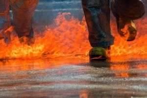 Огненные страсти. К чему снится пожар в доме