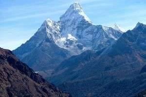 ТОП 10 самых высоких гор Земли