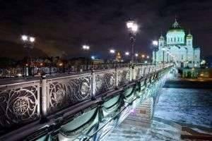 Самые красивые места зимой в Москве – где погулять и что посмотреть
