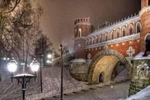Самые романтичные места в Москве на 8 марта