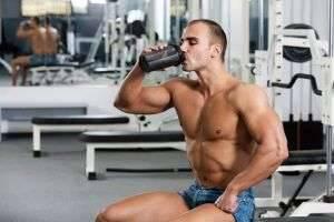 Какое спортивное питание нужно для набора мышечной массы?