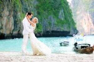 Свадьба на островах: какой остров выбрать для официальной и символической свадьбы