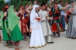 Армянские свадебные традиции