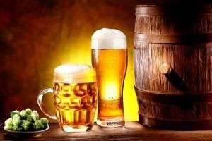 Сорта темного, светлого, крафтового, нефильтрованного пива