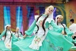 Национальные праздники татар, башкир, казахов, бурятов, удмуртов