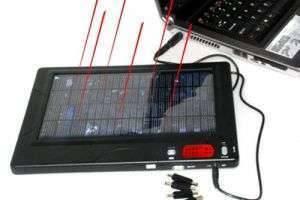Солнечная батарея для зарядки телефона – палочка-выручалочка для бизнесменов и отдыхающих