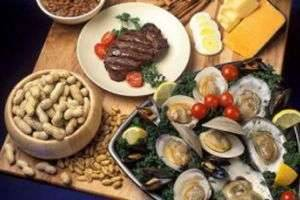 Продукты, содержащие цинк: для здоровья на долгие годы