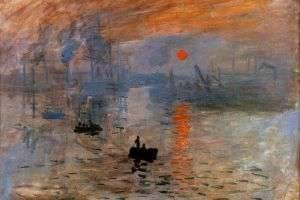 Как импрессионизм приобрел свое название?