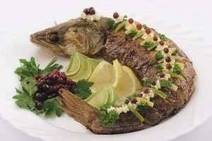 Запеченный судак в духовке — ароматный обед или ужин