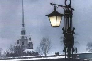 Уличные фонари: лондонское ноу-хау с питерским акцентом