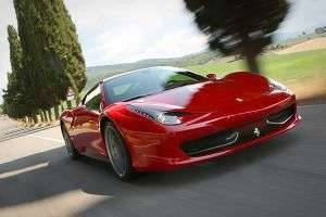 ТОП-10 самых быстрых машин 2013 года