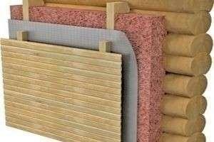 Утеплители для внутренних стен, потолка и пола деревянного дома