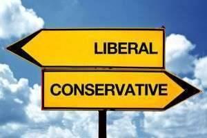 Чем либералы отличаются от консерваторов?