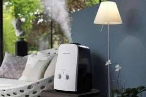 Особенности и функции современных ультразвуковых увлажнителей воздуха