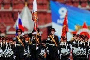 Военные парады в России на Красной площади, в Китае, Латвии и других странах