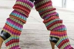Для самых стильных: учимся правильно носить гетры