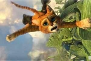 Небольшая Рецензия на мультфильм Кот в Сапогах