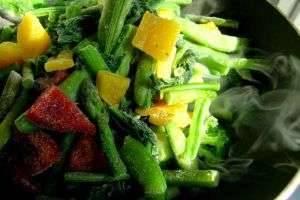 Как приготовить замороженные овощи: рецепты вкусных блюд