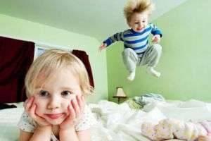 Гиперактивность у детей: лечение, симптоматика, причины заболевания