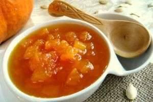 Варенье с апельсином и лимоном из яблок, айвы, черноплодки, груш, дыни, слив