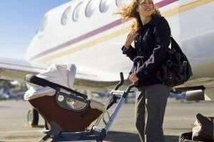 Собираем малыша в дорогу: что нужно знать, готовясь к поездке с грудным ребёнком