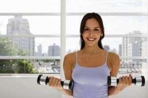Набрать вес и мышечную массу за короткий срок в домашних условиях