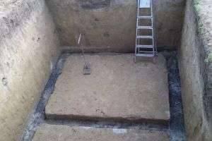 Строим погреб