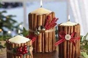 Создаем праздничное настроение, или Как сделать новогоднее украшение своими руками