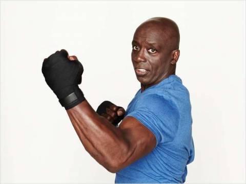 Билли Блэнкс и новое течение фитнеса Тай-бо