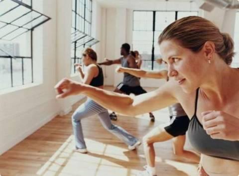 Билли Блэнкс – Тай-бо: тренировки, упражнения