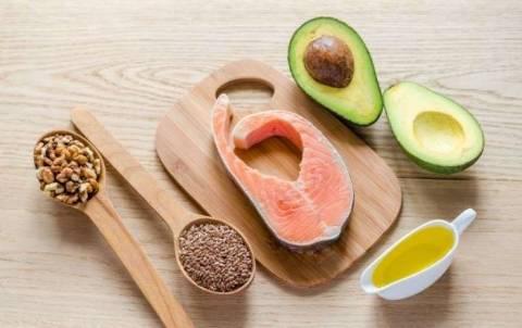 Блюда из авокадо и рыбы