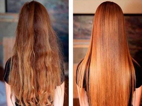 Ботокс для волос после окрашивания