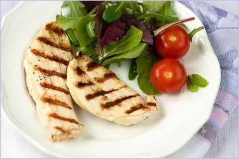 Куриное филе на электрогриле: рецепты на каждый день