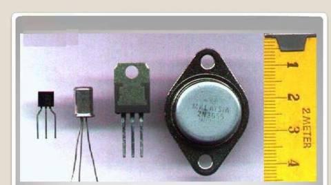 Чем заменить транзистор?
