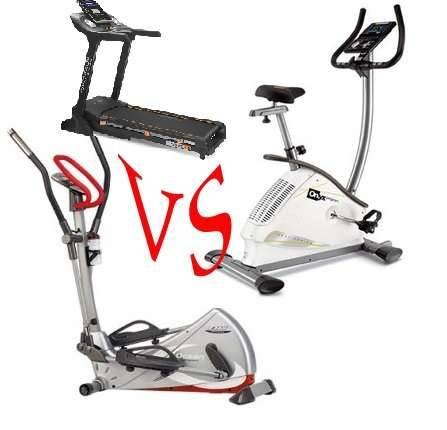 Что лучше эллиптический тренажер, беговая дорожка или велотренажер?