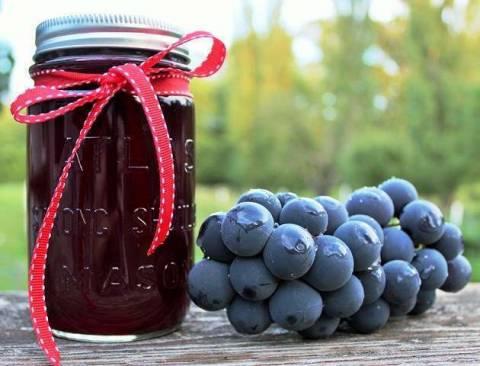 Что можно приготовить из винограда на зиму?