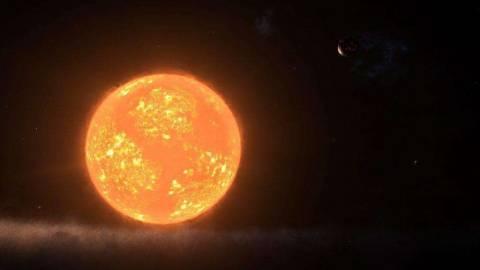 Что такое Антарес?