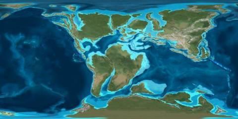 Движение континентов: к чему это приведет?